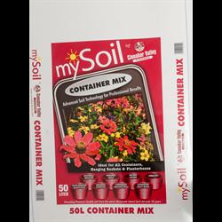 mySoil Container Mix 50L  55/plt